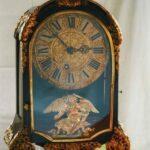 Berner Pendule aus dem Jahr 1708 - Fotoaufnahme 23.05.1997