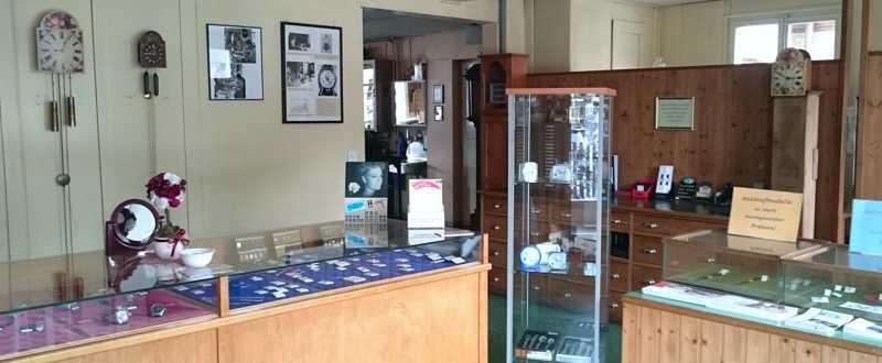 Bijouterie von Ueli Zürcher Uhrengeschäft
