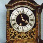 Pendule 18. Jahrhundert - Fotoaufnahme 24.10.2005