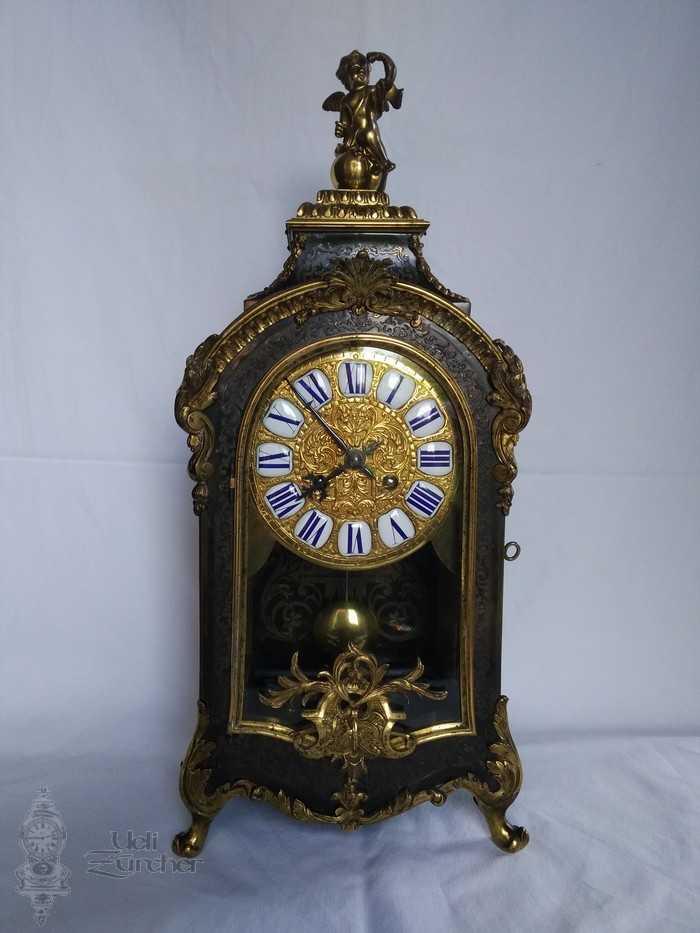 Pariser Pendule 19. Jahrhundert